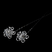 Crystal Flower Bouquet Jewelry BQ-213