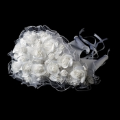 Graceful Artificial Bridal Bouquet 242