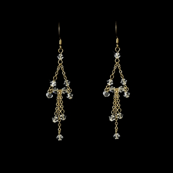 * Earring 8267 Gold *Only 5 Left*