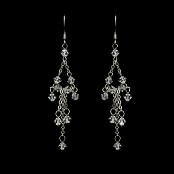 * Earring 8267 Silver *Only 1 Left*