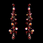 Red Earrings 938