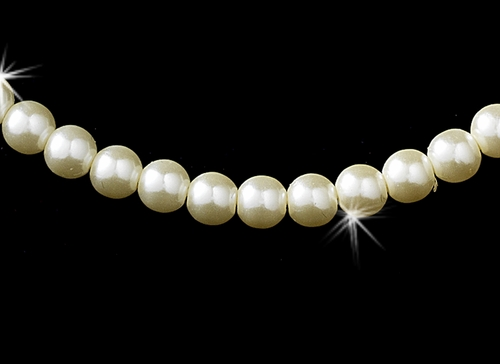 Necklace 122 Gold Ivory