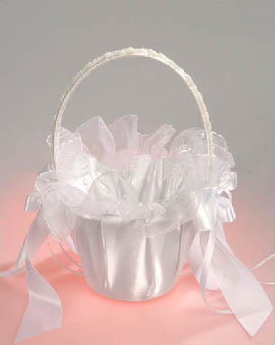 Flower Girl Basket FB 0061