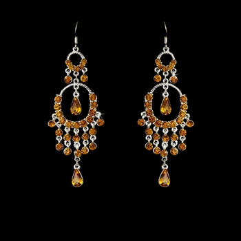 * Earring 801 Orange