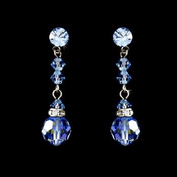 Earring 236 Light Blue