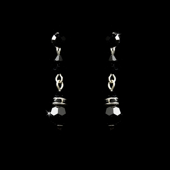 Earring 236 Black **Discontinued**