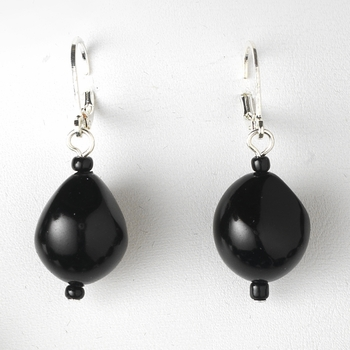 * Earring 8325 Black