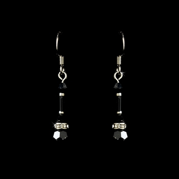 * Earring 235 Black