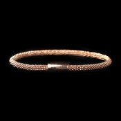 Rose Gold Magnet Bracelet 8816