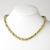 Gold Necklace 7615