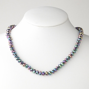 Multi Color Necklace 7615