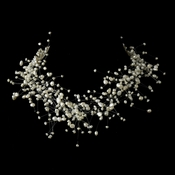 Freshwater Pearl Illusion Couture Necklace 8192