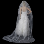 Bridal Wedding Double Layer Elbow & Cathedral Length Veil 151