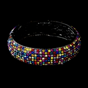 * Multi Color Bangle Bracelet 8332