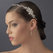Rhinestone Headband with Side Ornament HP 5229