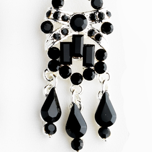 * Earring 800 Black