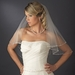 Bridal Wedding Double Layer Elbow Edge Veil 119 E