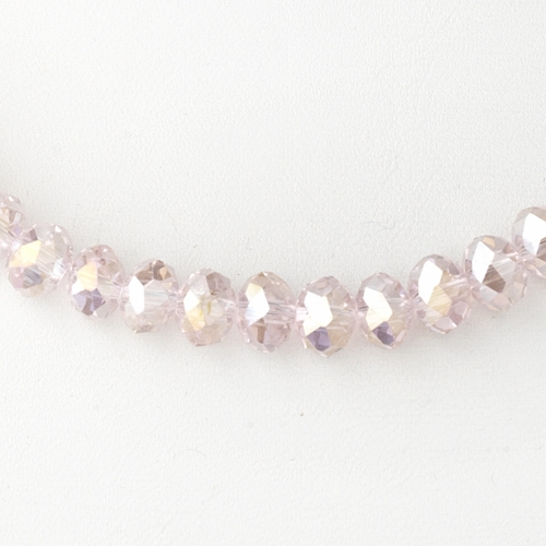 Pink Necklace 7615