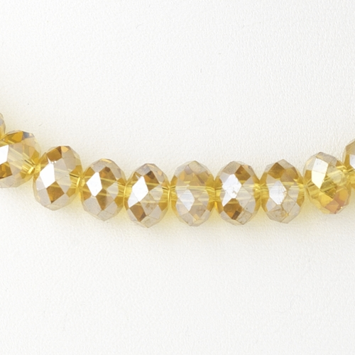 Topaz Necklace 7615