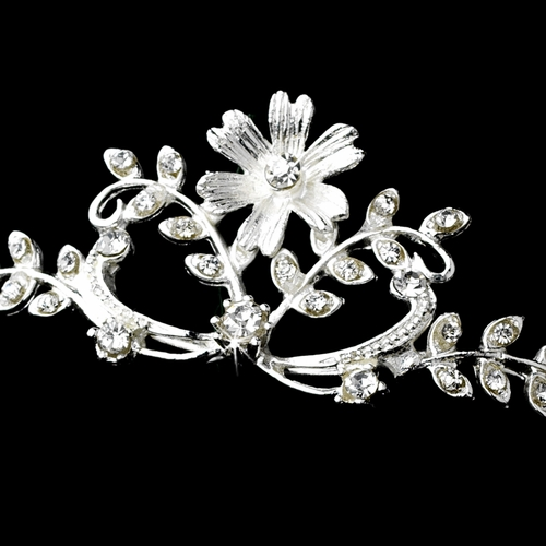 Silver Child's Headpiece 602