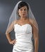 Bridal Wedding Single Layer Elbow Length Veil 1541
