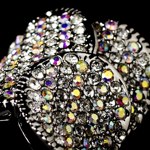 Fabulous Crystal AB Ring 155  ** Discontinued **