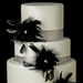 Decorative Jeweled Feather Fascinator Flower Clip 442