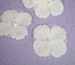 Elegant White Sheer Bridal Flower HP 4973