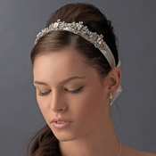 Vintage Bridal Ribbon Headband HP 8288