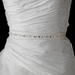 Crystal, Rhinestone & Bugle Beaded Wedding Sash Bridal Belt 22