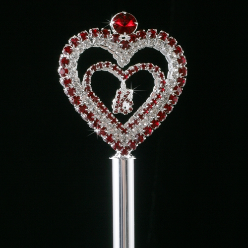 Scepter 207 16 Silver Red