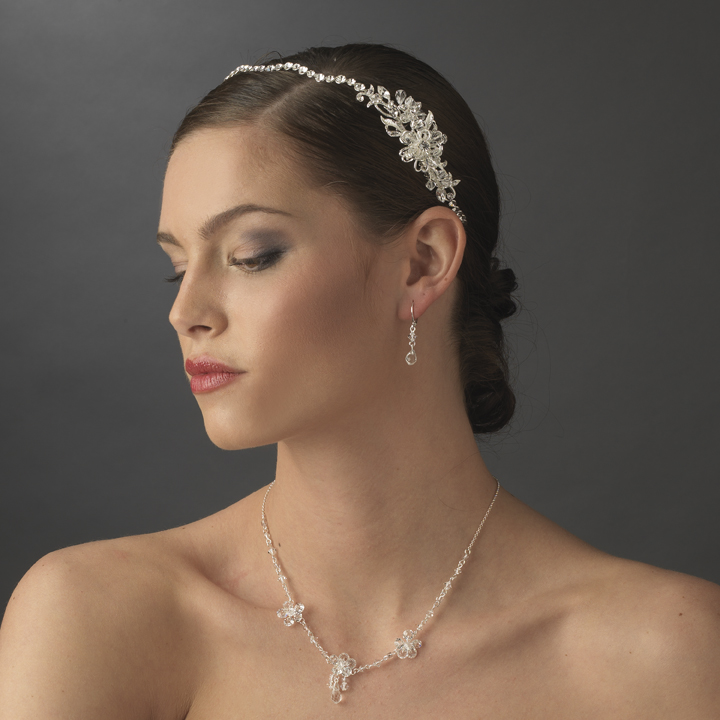 Crystal Couture Bridal Wedding Jewelry