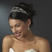 * Silver White Headband Headpiece 2008 ***Discontinued***