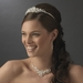 Swarovski Crystal Bridal Jewelry & Tiara Set 7324