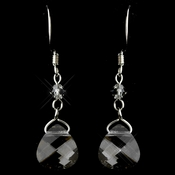 * Silver Grey Earrings 8269 *Only 6 Left*