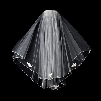 Shoulder Length Veils
