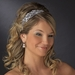 Silver Grey Headpiece 8455