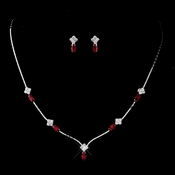 Color Accented Jewelry Sets