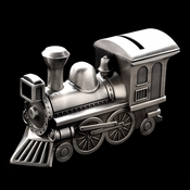 Ringbearer's Train Bank