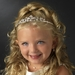 Silver HPC 604 Child's Tiara ***Discontinued***