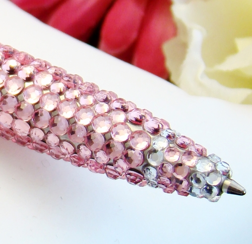 Crystal Pink Pen