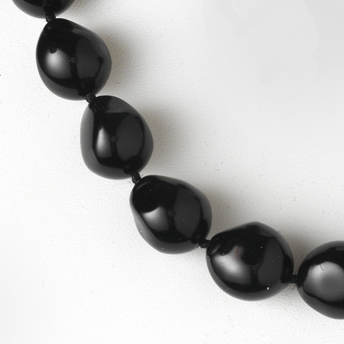 * Necklace 8325 Black *Out*