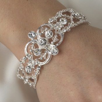 how to clean silver bracelet