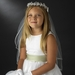 Flower Girl Basket 0053 (White or Ivory)