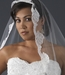 "Bridal Wedding Veil 2014 Ivory or White (72"" long x 72"" wide)"