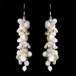 Beach Bride Resort Earrings