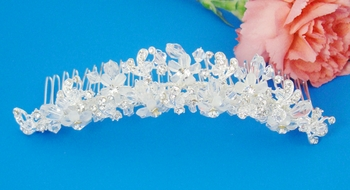 Crystal Couture Bridal Comb HP-ME2350