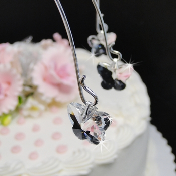 Butterfly ~ Crystal Cake Drops