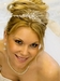 Headpiece 1095 Silver Clear***Discontinued***