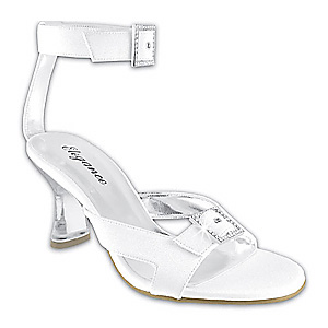 Tanya Dyeable Bridal Wedding Shoes 5004